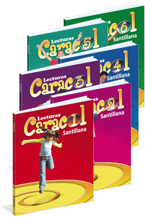 Serie LECTURAS Caracol